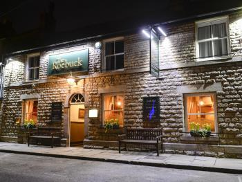 The Roebuck Inn - Welcoming Entrance to the Pub