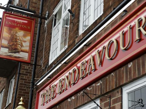 The Endeavour Pub