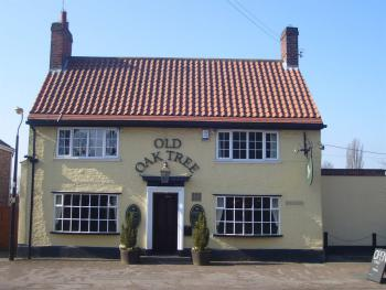 Old Oak Tree - Front of pub