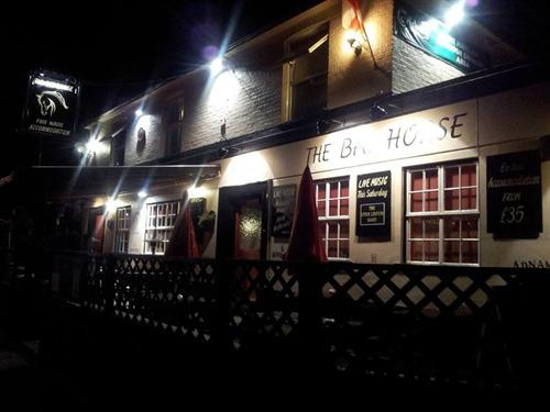 Sudbury United Kingdom  City new picture : The Bay Horse, Sudbury, United Kingdom Toprooms