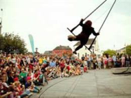Enniscorthy Street Rhythms Fest Three-day Music & Dance Spectacular