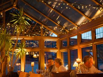 The Kinmel Arms - Award winning, magical restaurant - voted AA Pub of the Year Wales