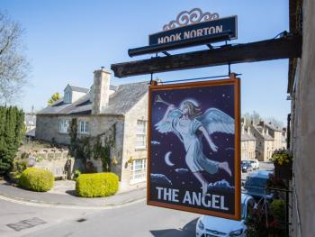 The Angel at Burford -