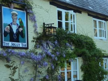 The Jolly Tar - The Jolly Tar, Hannington, Wiltshire