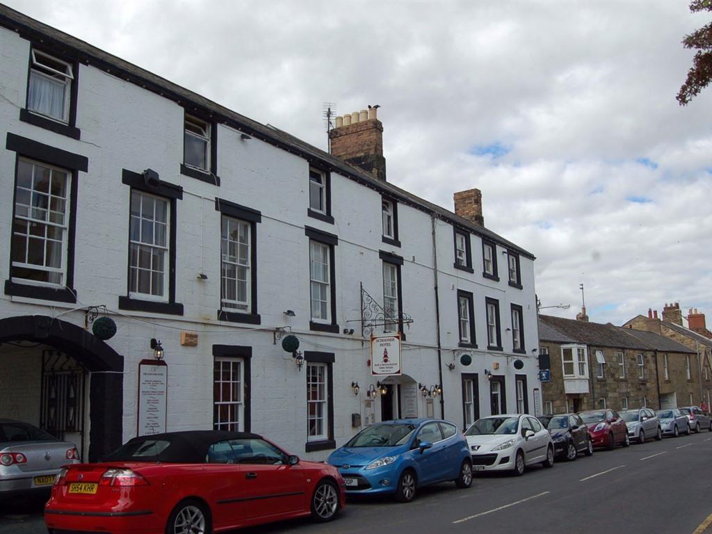 Alnwick United Kingdom  City new picture : The Schooner Hotel, Alnwick, United Kingdom Toprooms