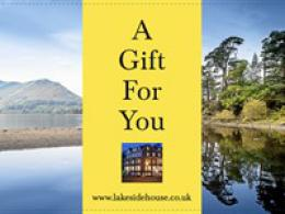 Treat your loved ones to a Gift Voucher