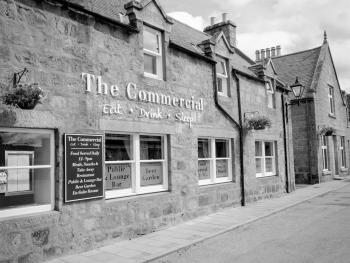 The Commercial Hotel -