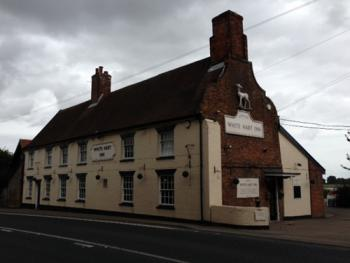 The White Hart -