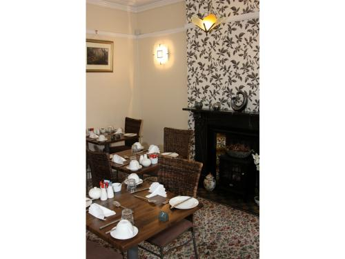 Our light and spacious Breakfast Room