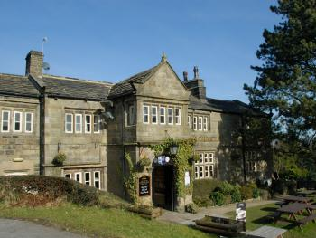 Haworth Old Hall -
