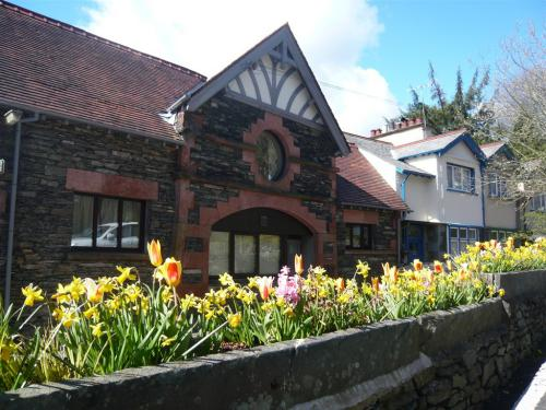 The Stables in Bowness Windermere in Spring