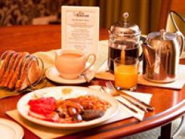 Good Morning - Knowe let's talk Breakfast