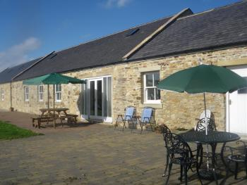 Hamsteels Hall - Self Catering Cottages