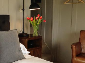 Number Fifty Townhouse Accommodation - Bedroom
