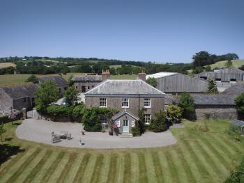 Smeaton Farm - View from the air!
