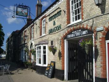 The George and Dragon Inn - Front Entrance B