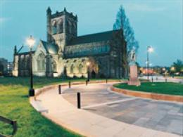 Paisley Abbey, Cradle of the Royal House of Stewart.