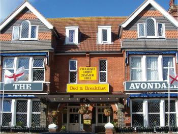 The Avondale - Frontage