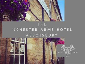 The Ilchester Arms Hotel - The Ilchester Arms Hotel Front Door Welcomes You