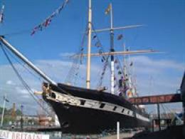 SS GREAT BRITAIN - (7.4 miles)