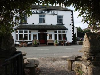 The Eagle and Child Inn -