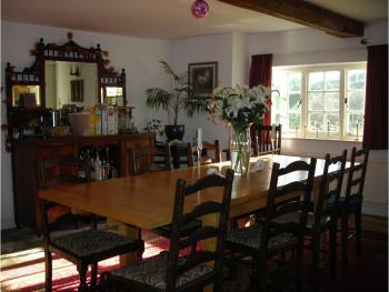 Splatthayes B&B - Breakfast/ Dining Room