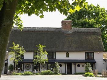 The Black Bull Inn - Front view