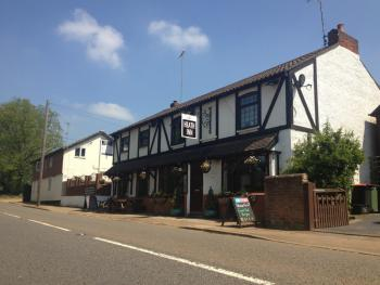 The Heath Inn - Front of Hotel