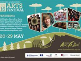 Dumfries & Galloway Arts Festival End May/early June annually