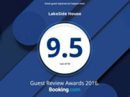 For the fourth year running we have been voted as Exceptional by our Booking.com guests, an accolade we are extremely proud of