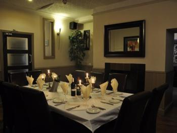 The Locomotion Hotel - Private Dining/Function Room