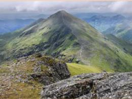 The summit of Ben More