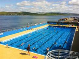 Gourock Outdoor Swimming Pool