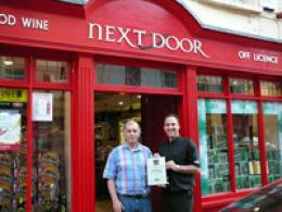 National Off-Licence Award for Clonakilty Store