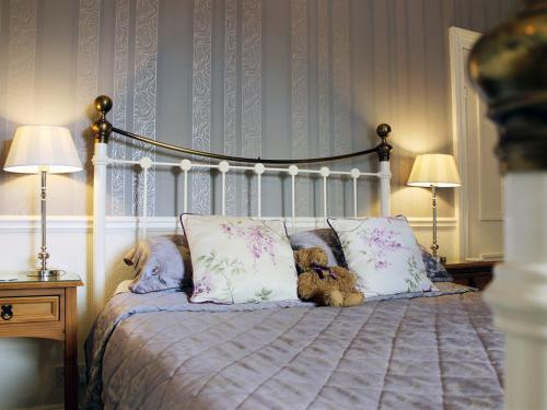 Wisteria room - kingsize bed