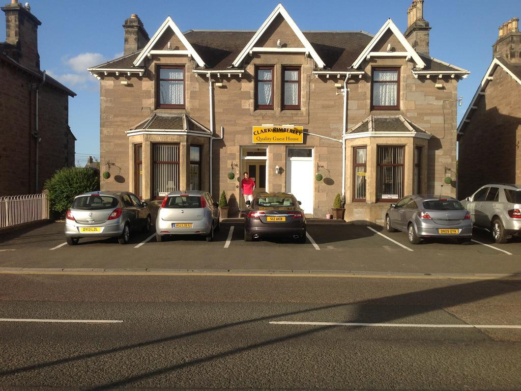 Perth United Kingdom  City new picture : Clark Kimberley Guest House, Perth, United Kingdom Toprooms