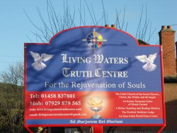 Living Waters Retreat House and B&B -