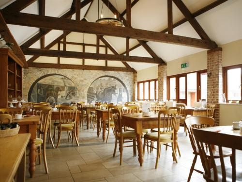 Although we DO NOT HAVE A RESTAURANT this is our Breakfast room also used for small functions of 20 or more.