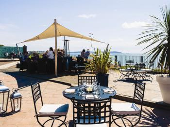 Pebble Beach - Al fresco terrace