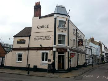 The George Inn - Exterior View
