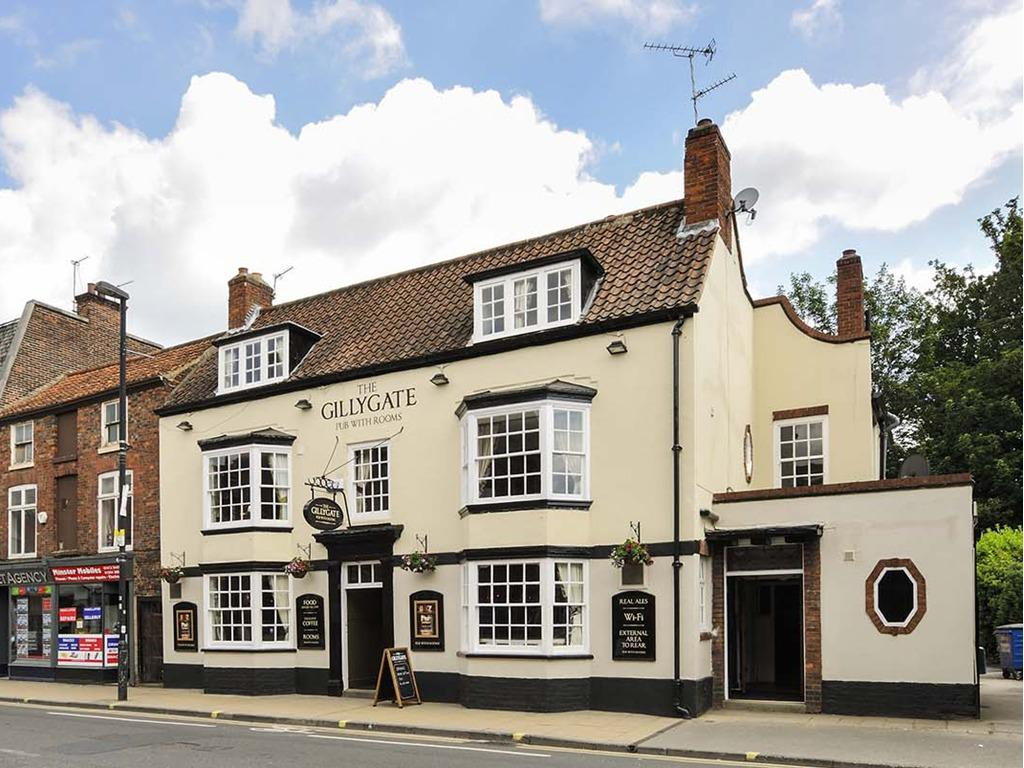 The Gillygate Pub York United Kingdom Toprooms