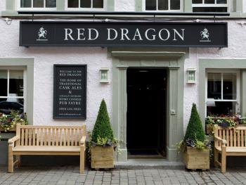 Red Dragon Inn - Main Entrance