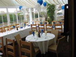 Conservatory Restaurant - Wedding Venue