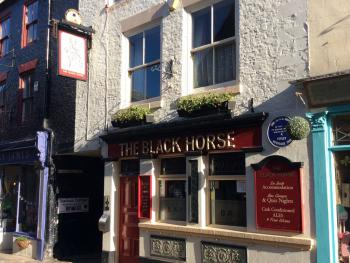 The Black Horse Inn -