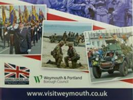 Weymouth & Portland Armed Forces Day Celebrations Saturday 18th-Friday 24th June 2016