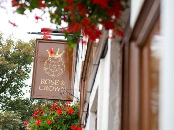The Rose and Crown -