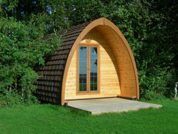 Two Hoots Campsite - Eco Friendly Campng Pod