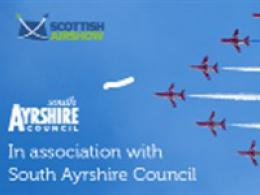 Scottish Air Show September 2-3 2017