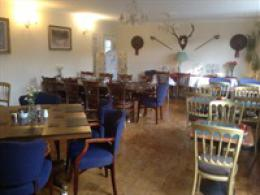 WE ARE NOW CLOSED UNTIL JANUARY FOR REFURBISHMENT  Dinner at the Struan Inn
