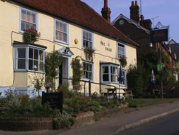 The Swan at Great Easton - Exterior View